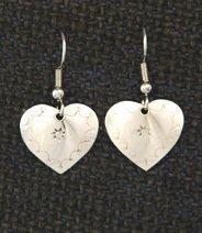 Earrings:  Hearts, Small 1