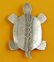 Tie Slide: Turtle, 3