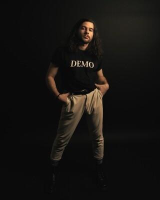 DEMO T-Shirt // black