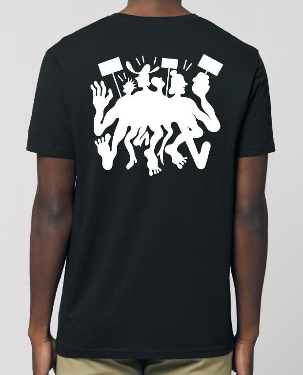 DEMO T-Shirt // black - Benedikt Luft Edition