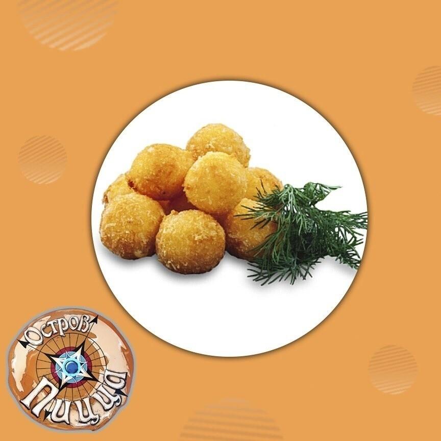 Сырные шарики 0.180г