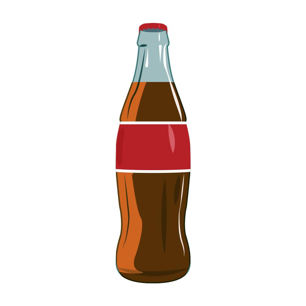 Кока-Кола 0.5л (розлив)