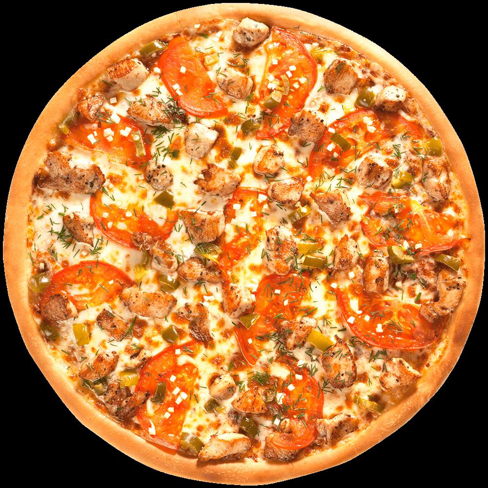 П Остров пицца 40