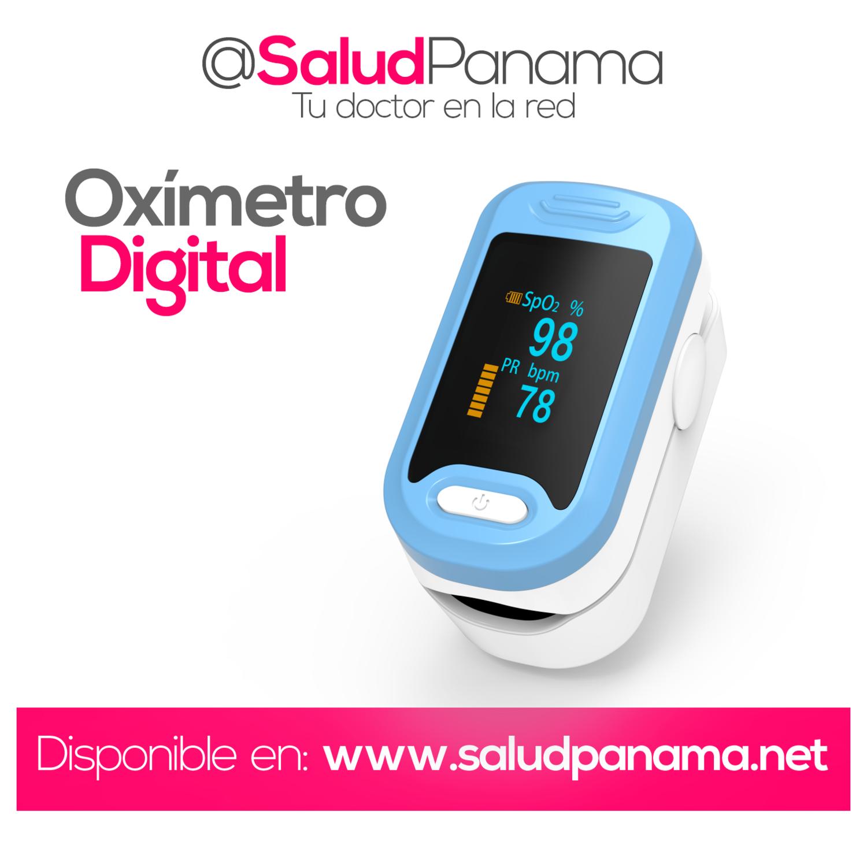 Oxímetro Digital