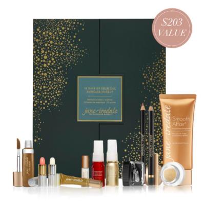 12 Days of Celestial Skincare Makeup Collection