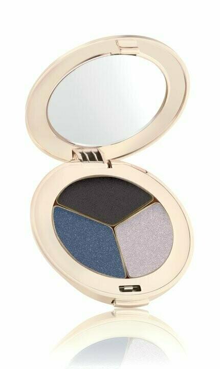 PurePressed Eye Shadow Triple: Blue Hour
