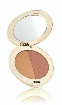 PurePressed Eye Shadow Duo: Golden Peach