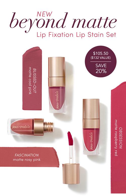 Beyond Matte Lip Fixation Lip Kit