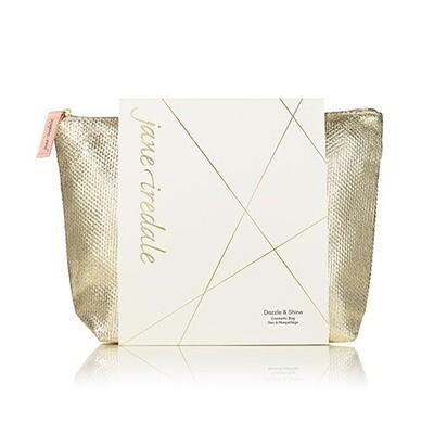 Dazzle & Shine Cosmetic Bag