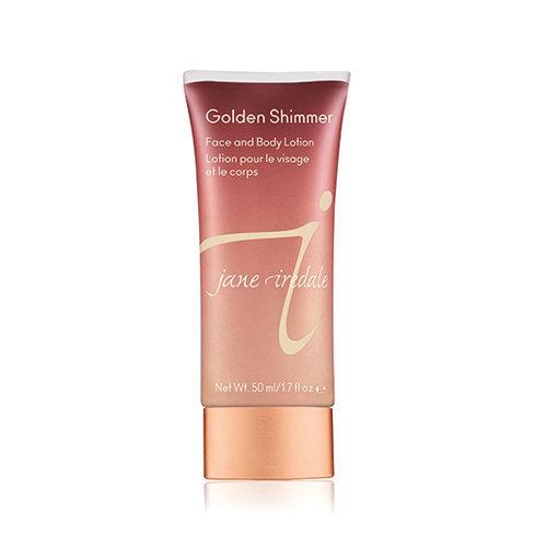 Golden Shimmer Body Lotion