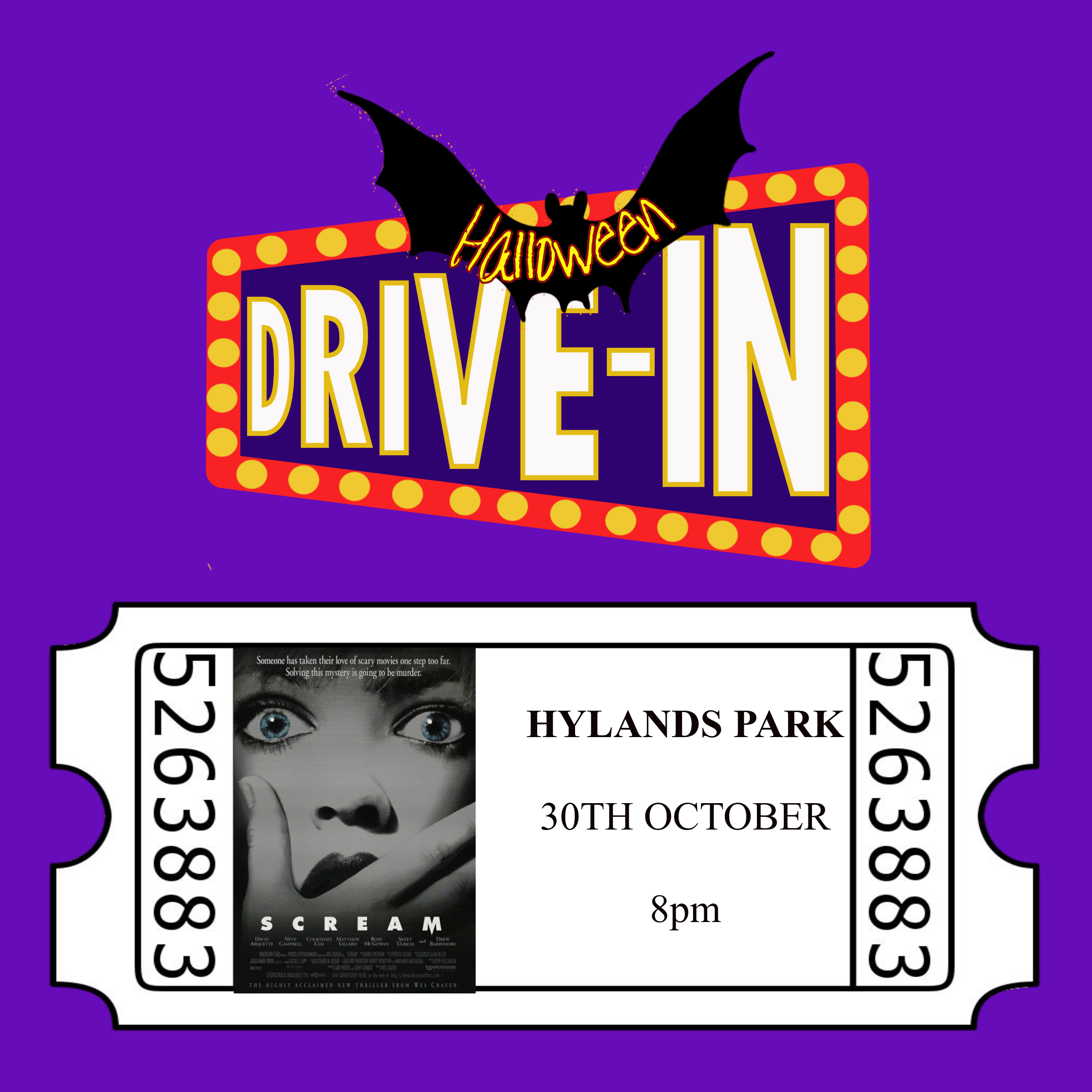 Halloween Drive-In, Scream 00273