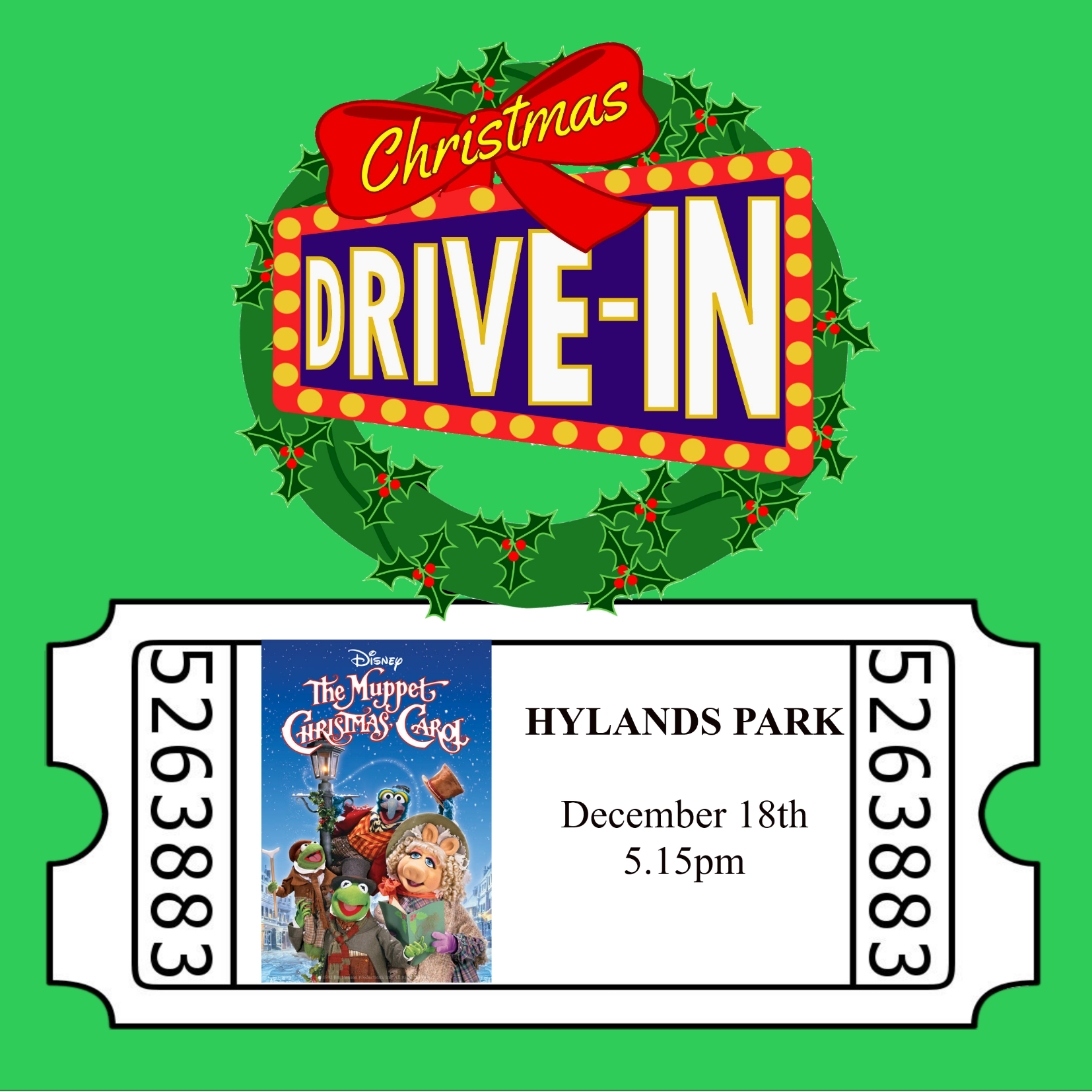 Christmas Drive-In, Muppet Christmas Carol 00275