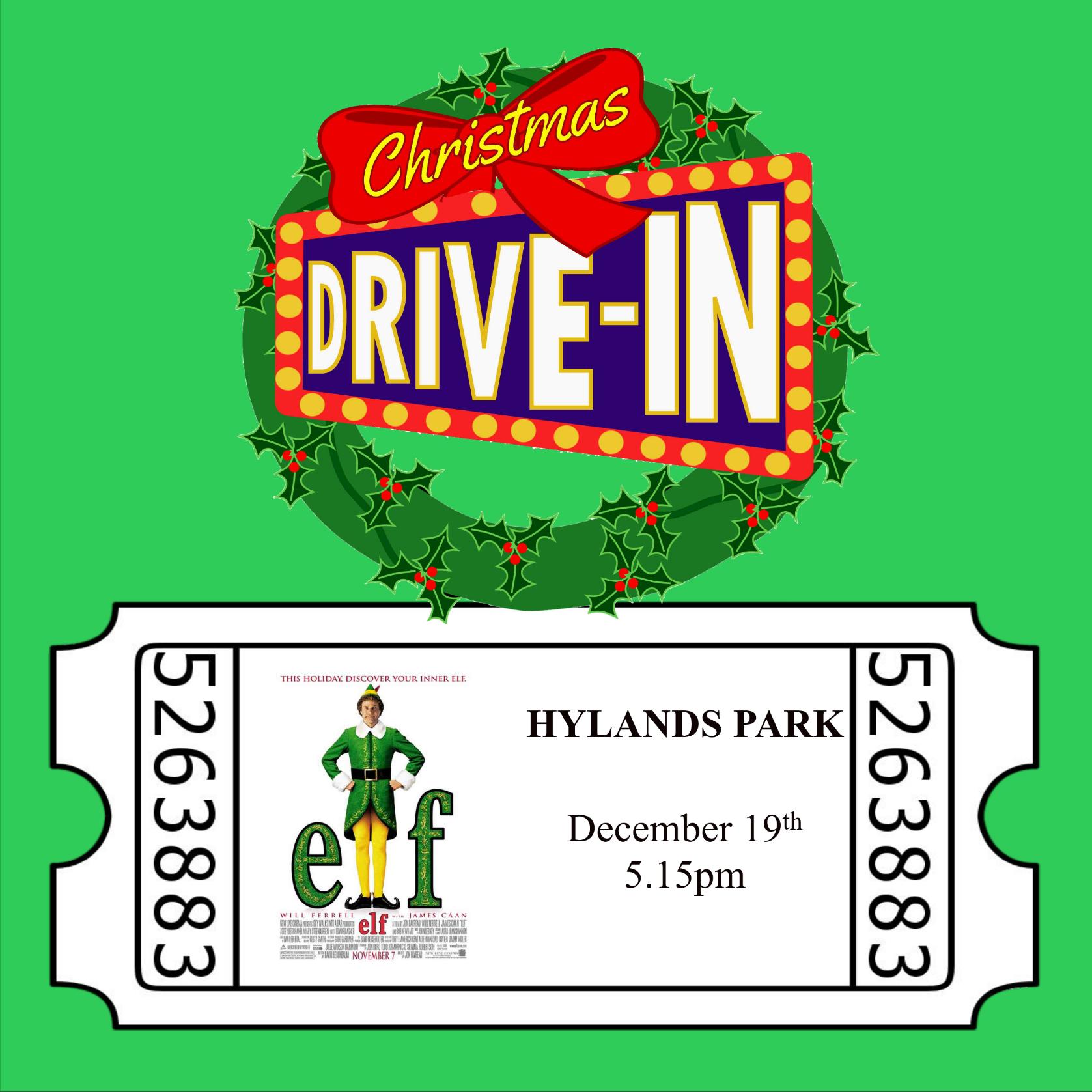 Christmas Drive-In, Elf 00276