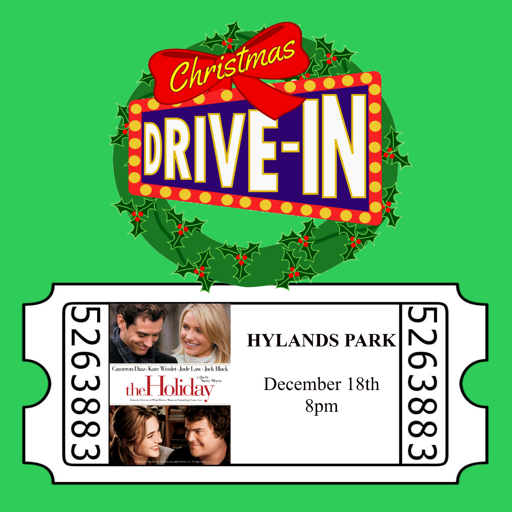 Christmas Drive-In, The Holiday 00279