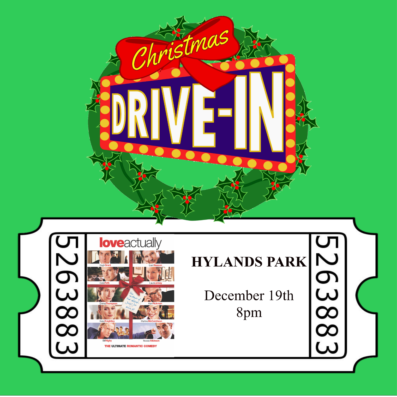 Christmas Drive-In, Love Actually 00280