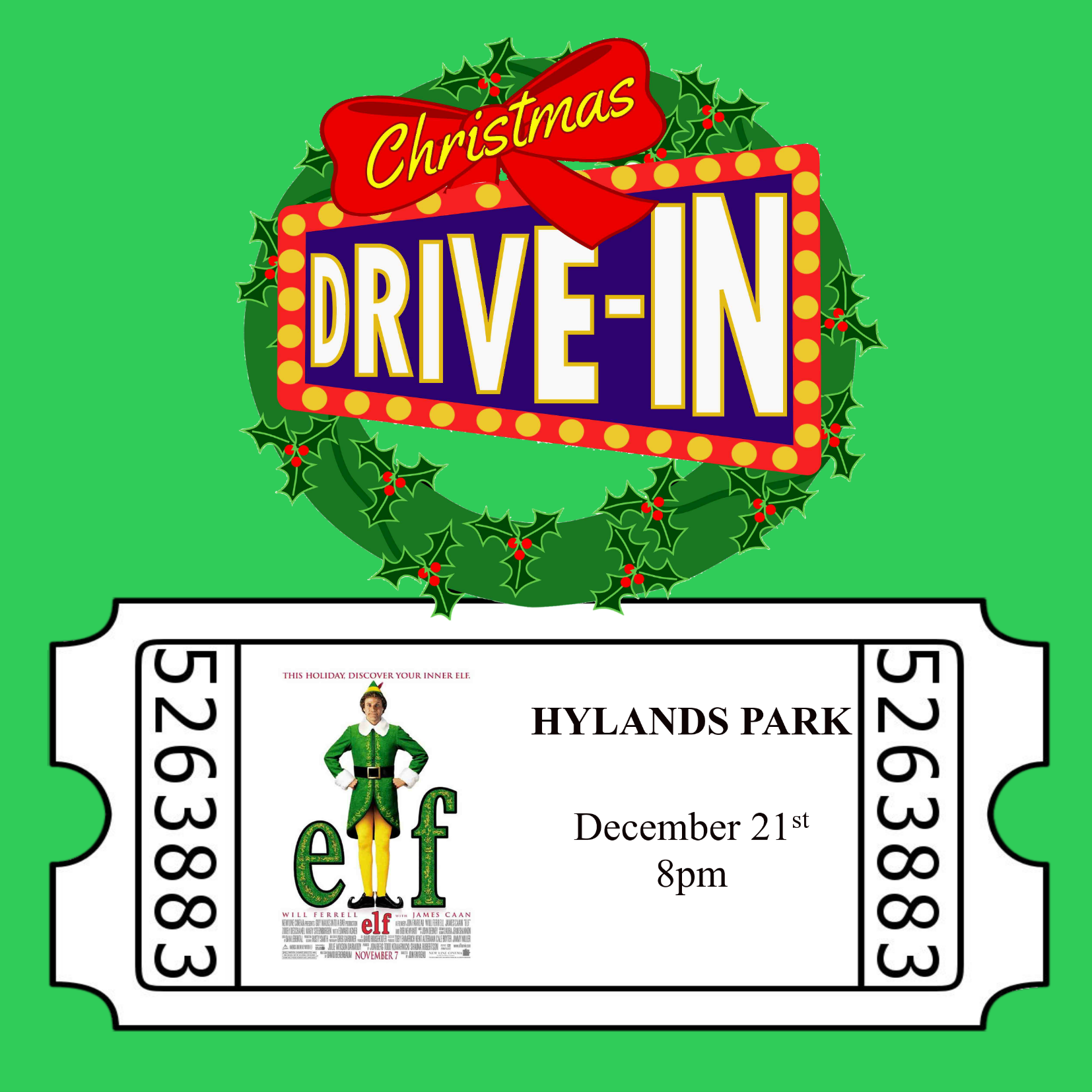 Christmas Drive-In, Elf 00282
