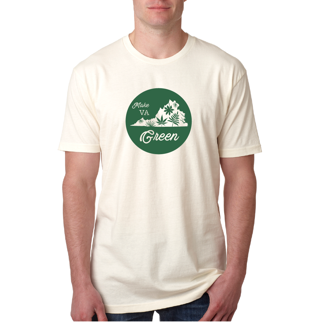 Make VA Green - Men's
