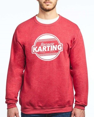 2020 CKN Because Karting Sweater