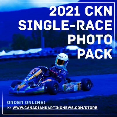 2021 Single-Race Photo Package - CKN Summer Tour