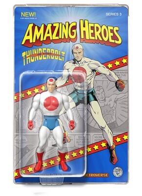 Atomic Thunderbolt Amazing Heroes Action Figure - Only 100 pcs