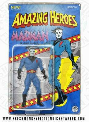 Madman Cosmic Amazing Heroes Action Figure - Only 100 pcs
