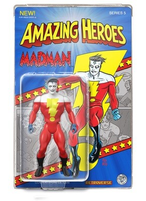 Madman Adventures Amazing Heroes Action Figure - Only 100 pcs