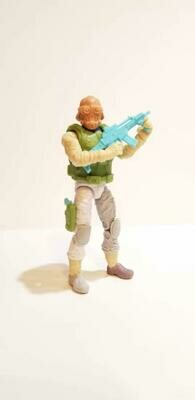 Eagle Force R.I.O.T. Commando - Test Shot Figure B