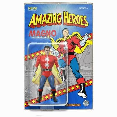 Magno Amazing Heroes Action Figure - Only 100 pcs
