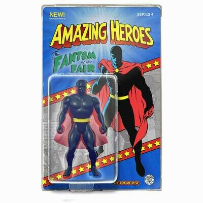 Fantom of the Fair Amazing Heroes Action Figure - Limited time only