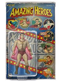 Champion Of Mars Amazing Heroes Action Figure