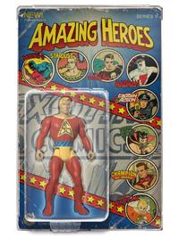 Silver Streak Amazing Heroes Action Figure