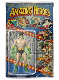 Green Turtle Amazing Heroes Action Figure
