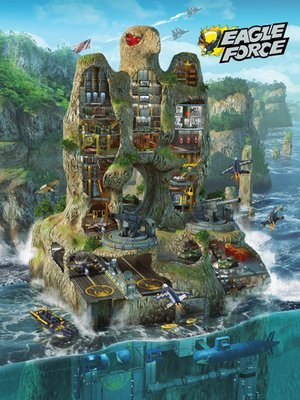 Eagle Force Poster - Eagle Island Standard Edition