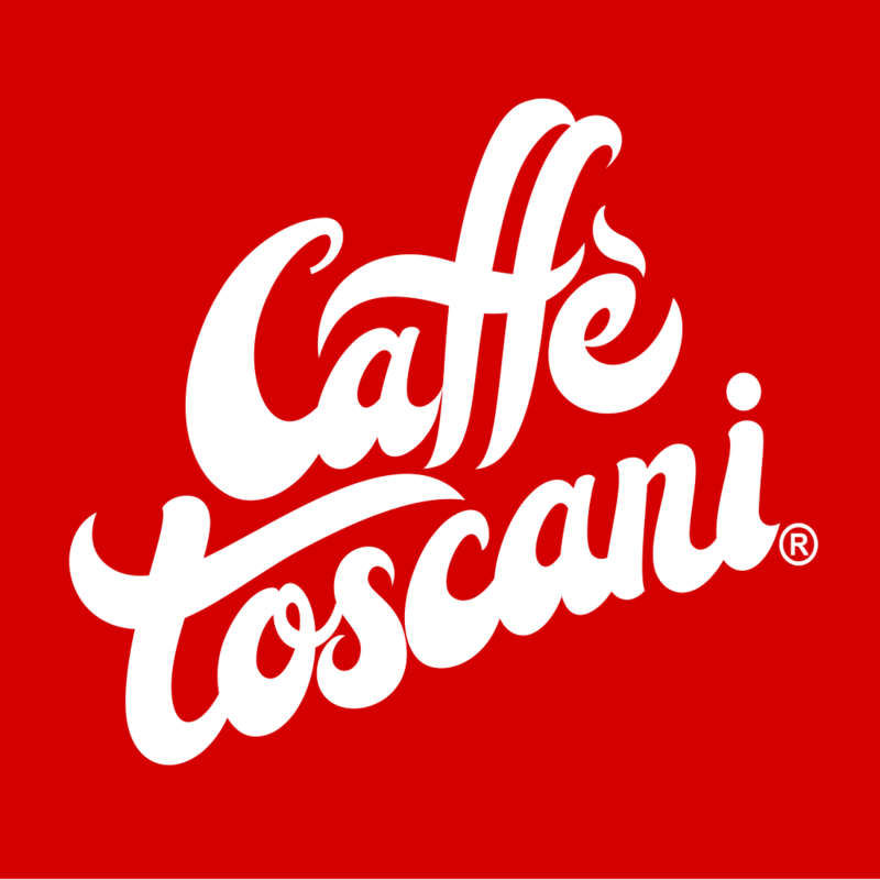 Caffè Toscani®, Decaf, Arabica Roasted Coffee Beans 1Kg (2.2lb)
