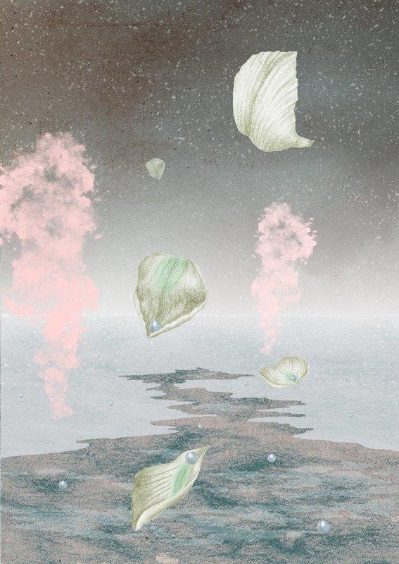 Ice | A2 Print