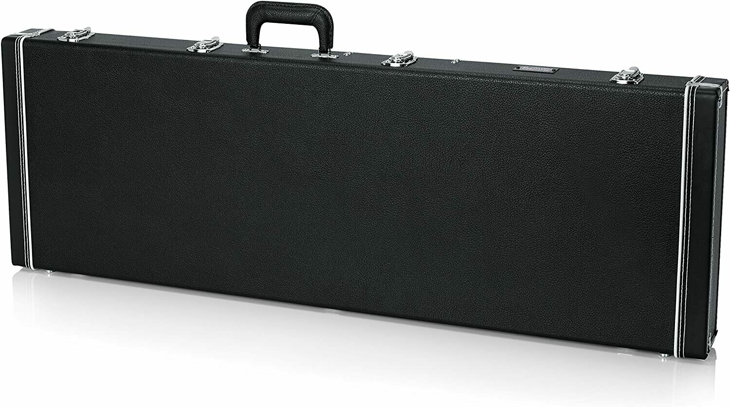 Plush Hard Shell Case - BNW Guitar & Short Scale Bass