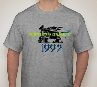 Gray Heritage T-Shirt