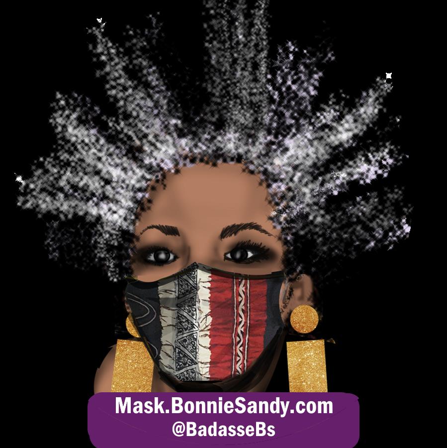 Urban Safari Face Cover Mask