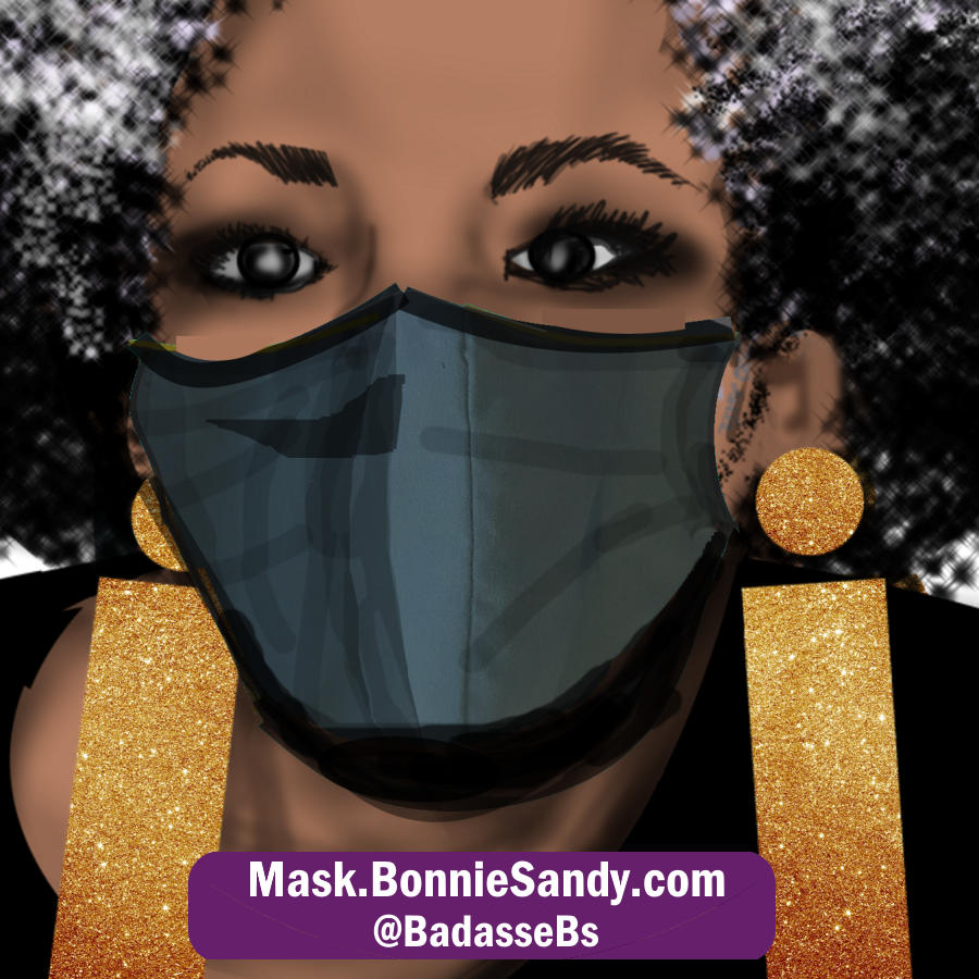 Vert Face Cover Mask