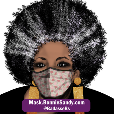 Bird N Fans Face Cover Mask