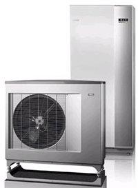 Тепловой насос воздух /вода NIBE F2030 00004