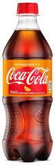 Orange Vanilla Coke 20 oz Case of 24