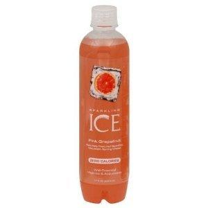 Sparkling Ice Strawberry/Lemonade 12/17 Oz.
