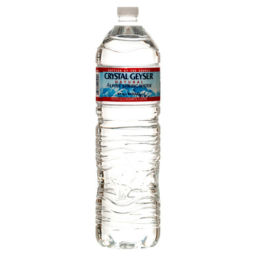 Crystal Geyser 12/1.5 Liter