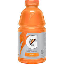 Gatorade 32 oz - Orange - Case of 12