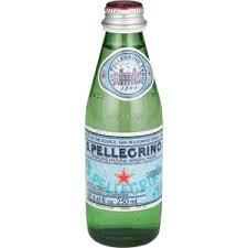 San Pellegrino 24/8.45 oz. Glass Bottle