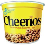 Cereal Cups Cheerios 6 pack