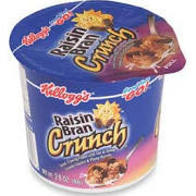 Cereal Cups Raisinbran Crunch 6 pack