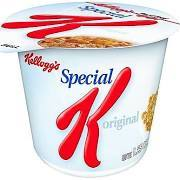 Cereal Cups Special K 6 pack
