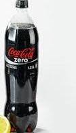Zero Coke - 1.25 Liter - Case of 12